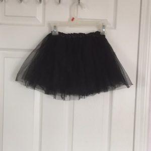 Other - 3 layered tutu girls skirt
